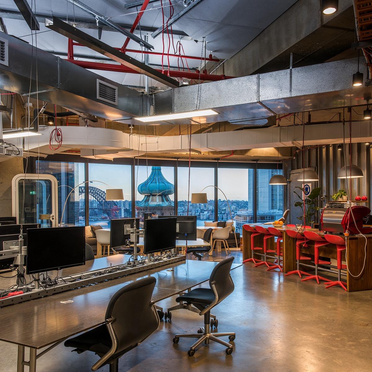 A Tour Of Kernel Property S Modern Sydney Office Officelovin