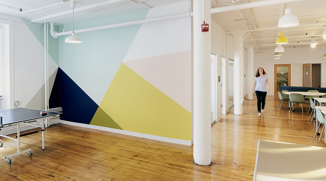 An Inside Look at MOO's New Boston Office