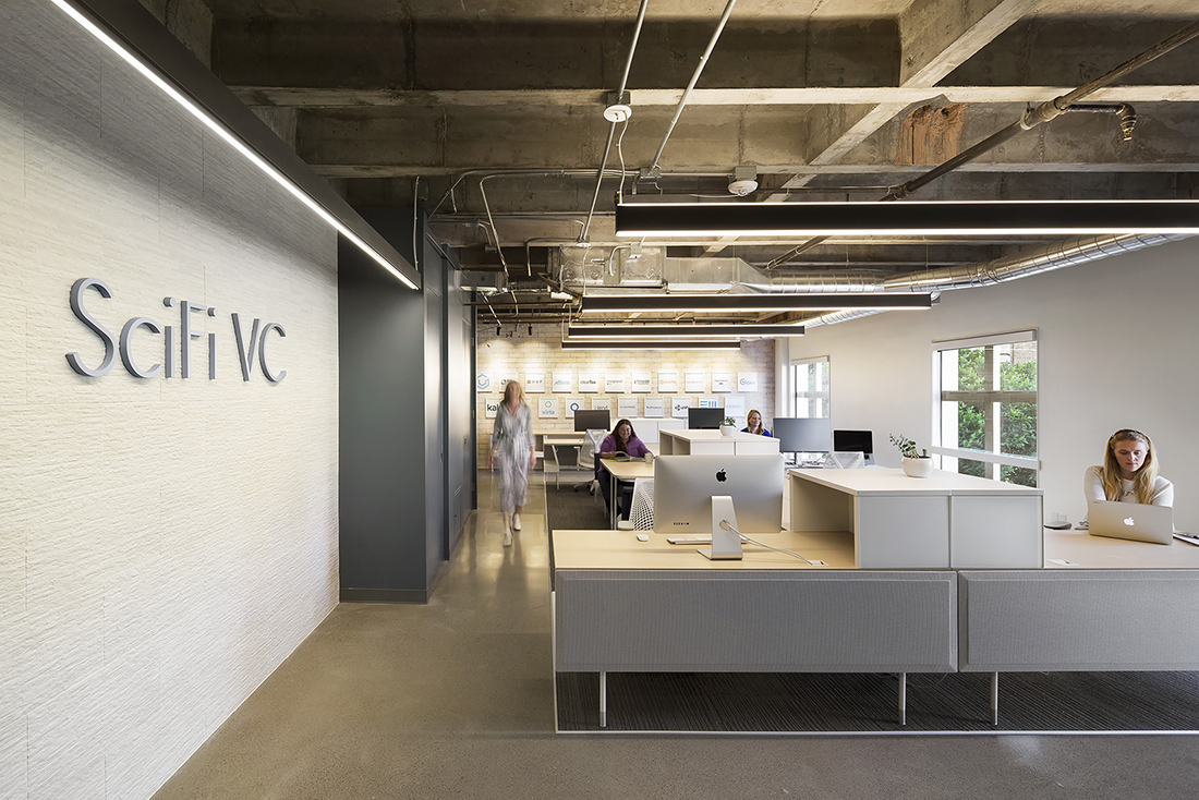 A Look Inside SciFi VC's New San Francisco Office