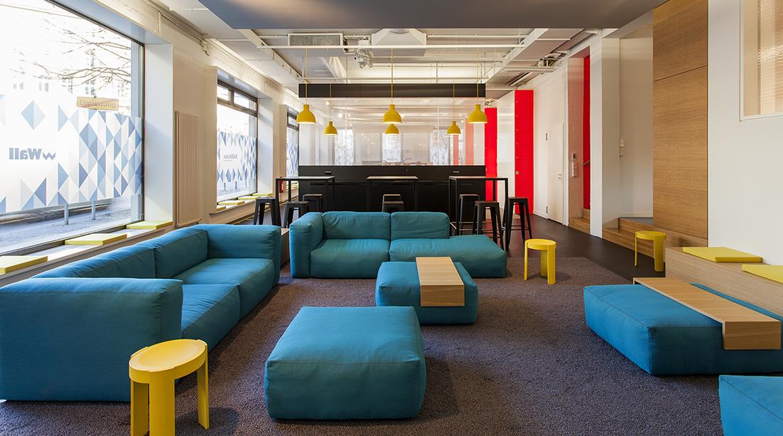 A Look Inside Wall AG's Berlin Office