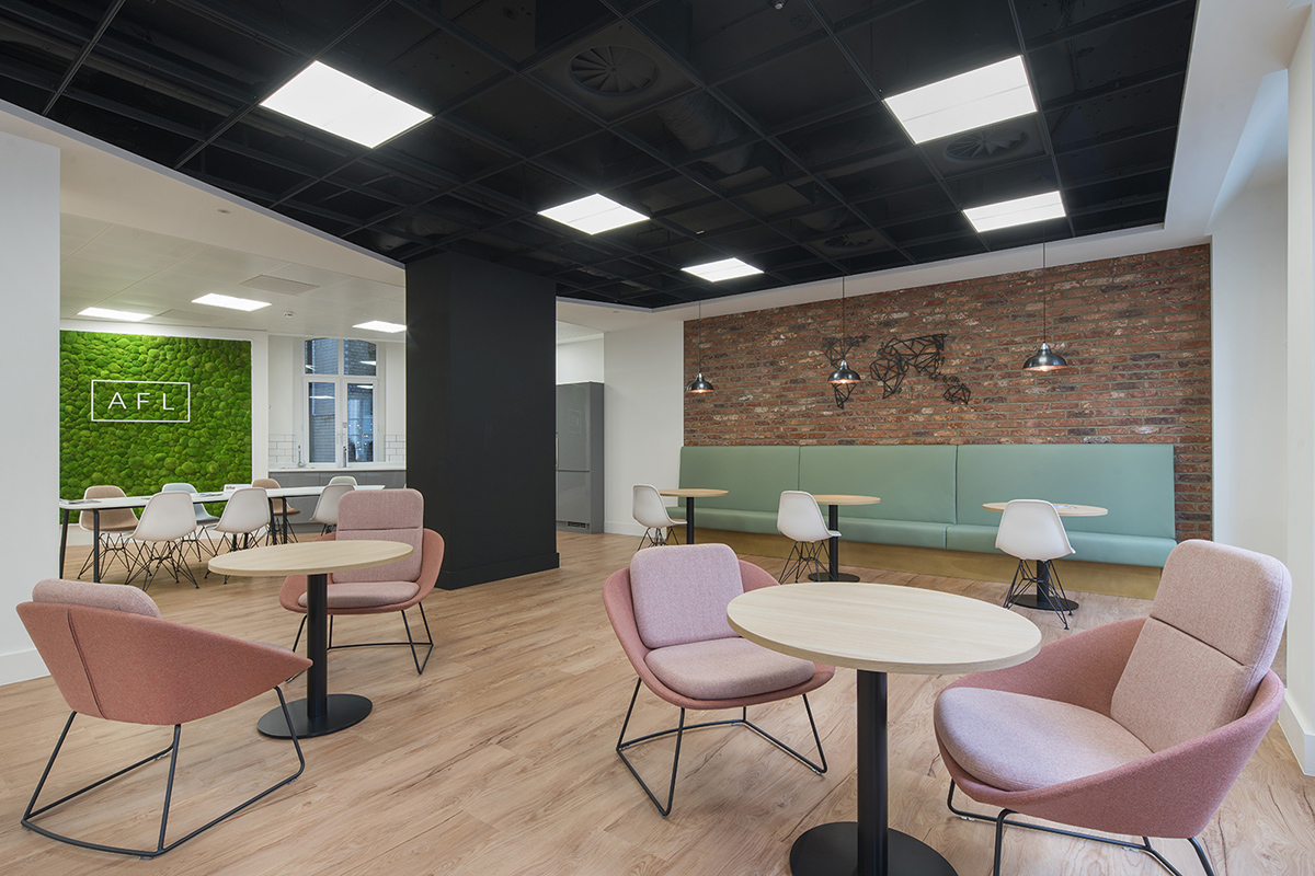 A Tour of AFL Insurance's New London Office