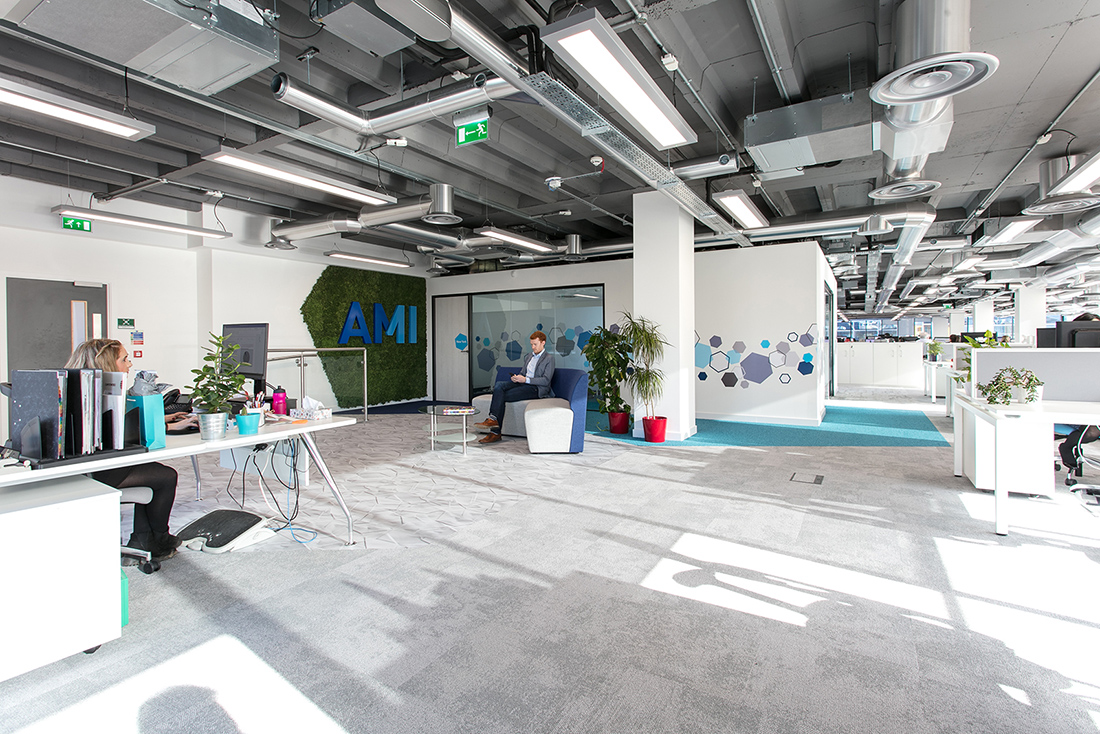 A Look Inside AMI's New Bristol Office