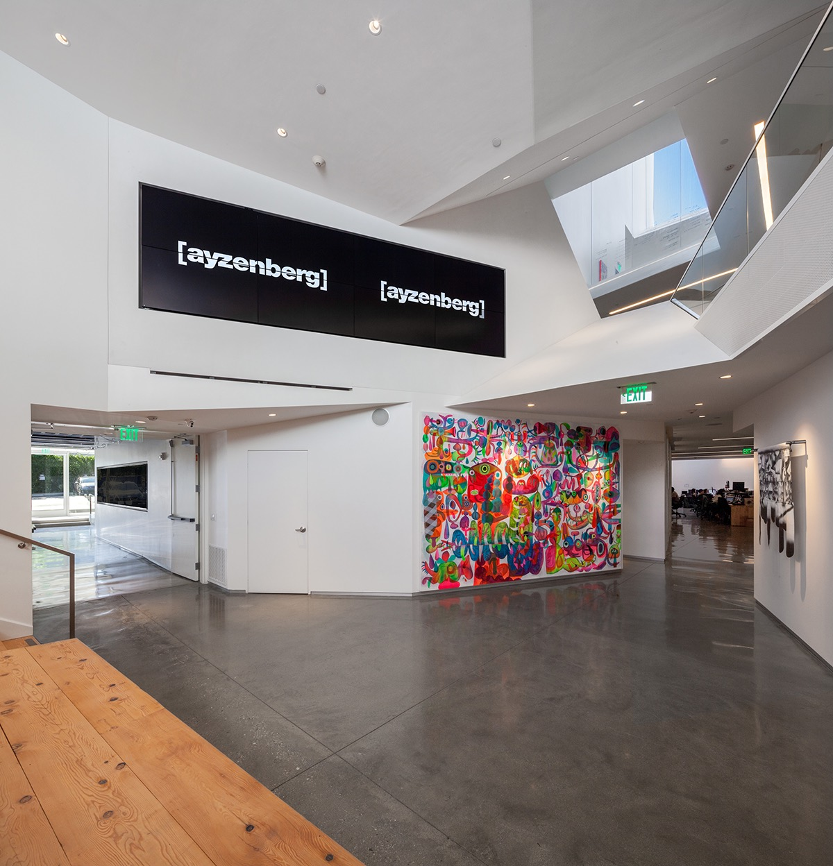 A Tour of Ayzenberg's New Los Angeles Office