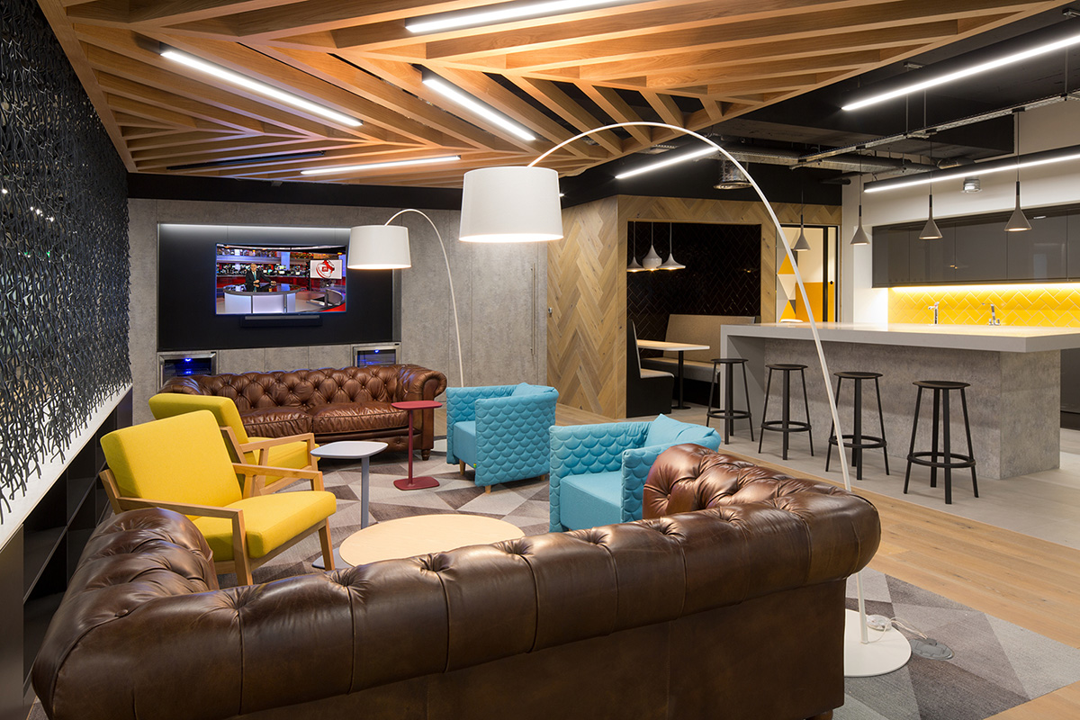 Inside DTRE's New London Office