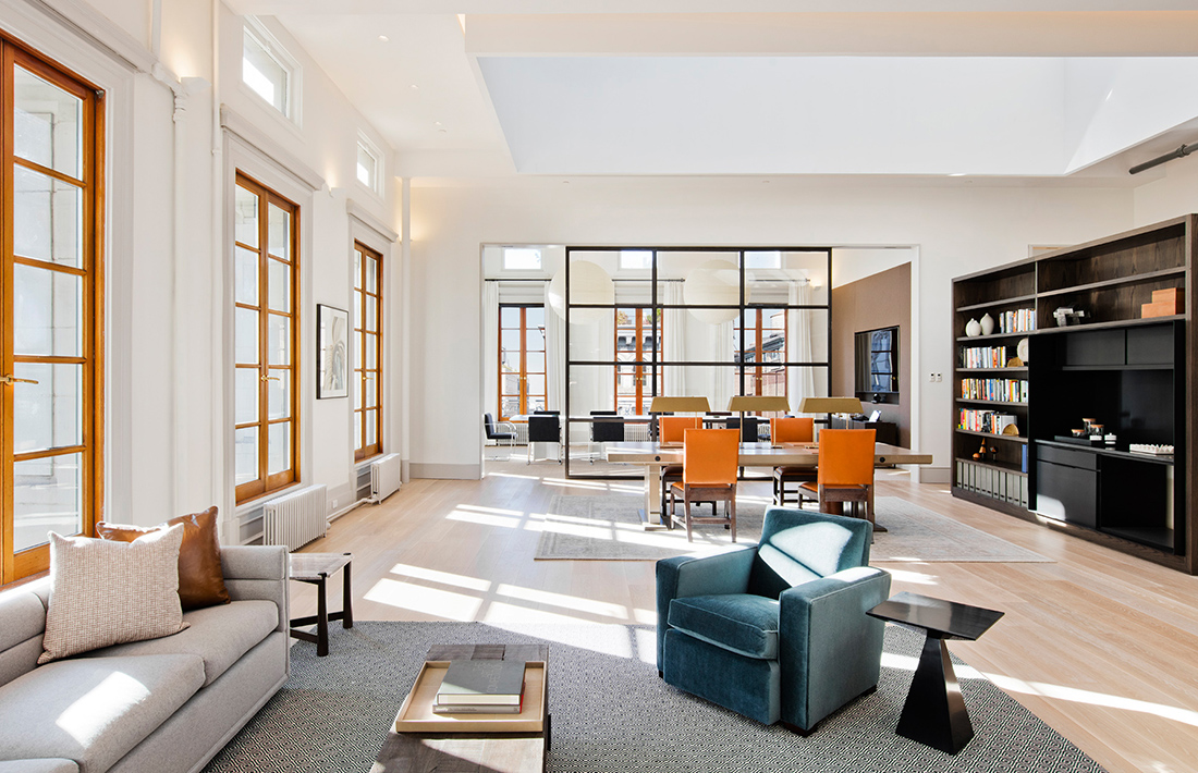 A Tour of Financial Company Offices in New York City
