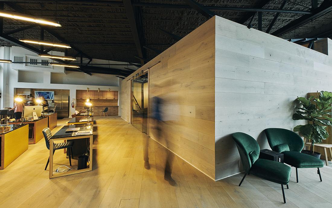 Inside Industry West's Brand New Jacksonville Office