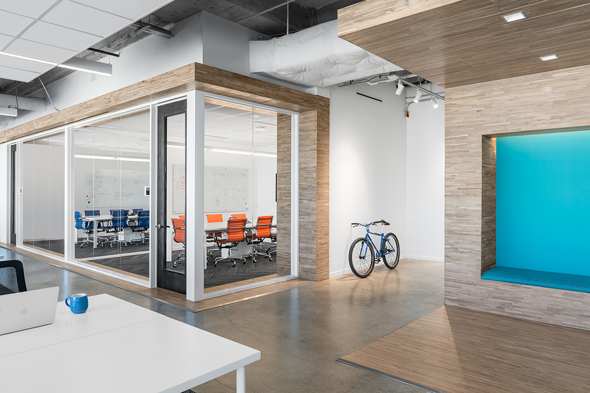 A Look Inside LogicMonitor's New Austin Office