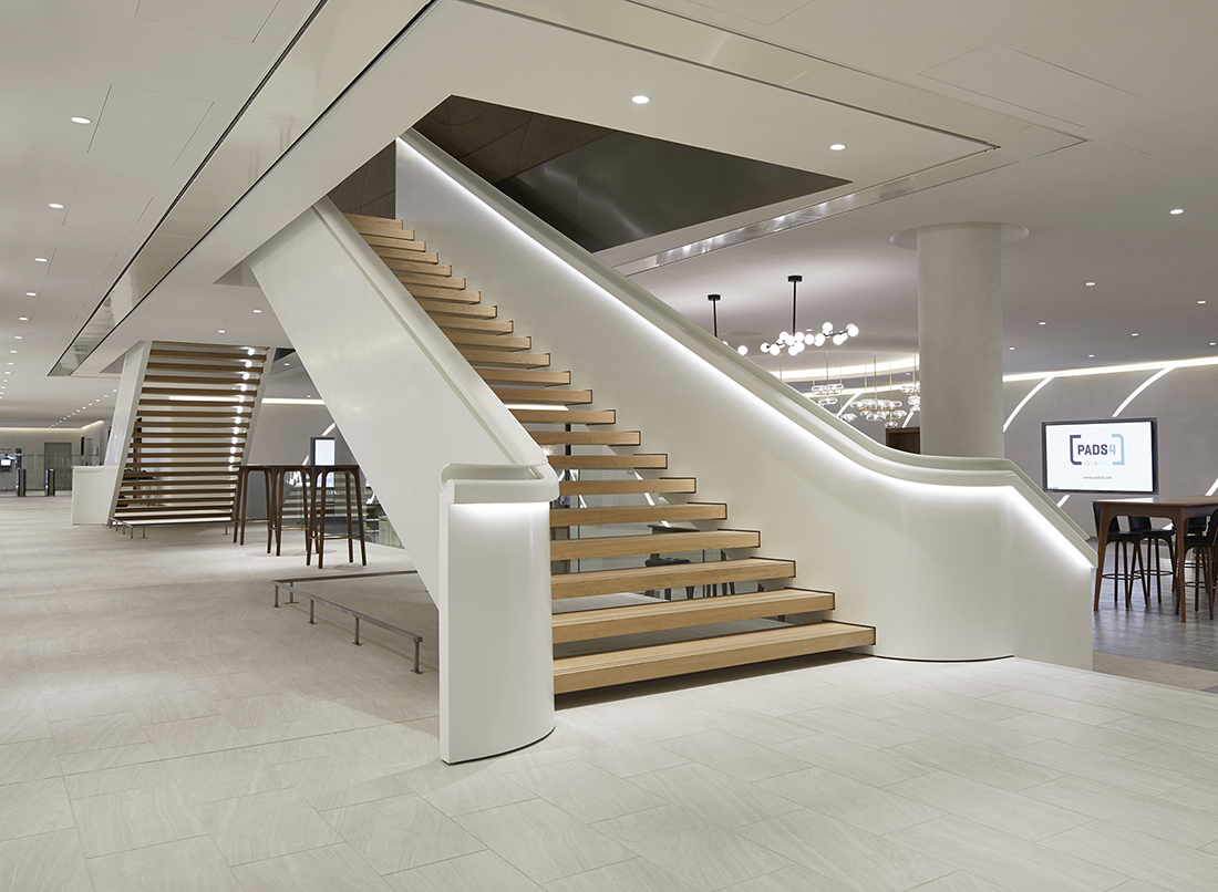 A Tour of L'Oréal's Elegant Paris Office