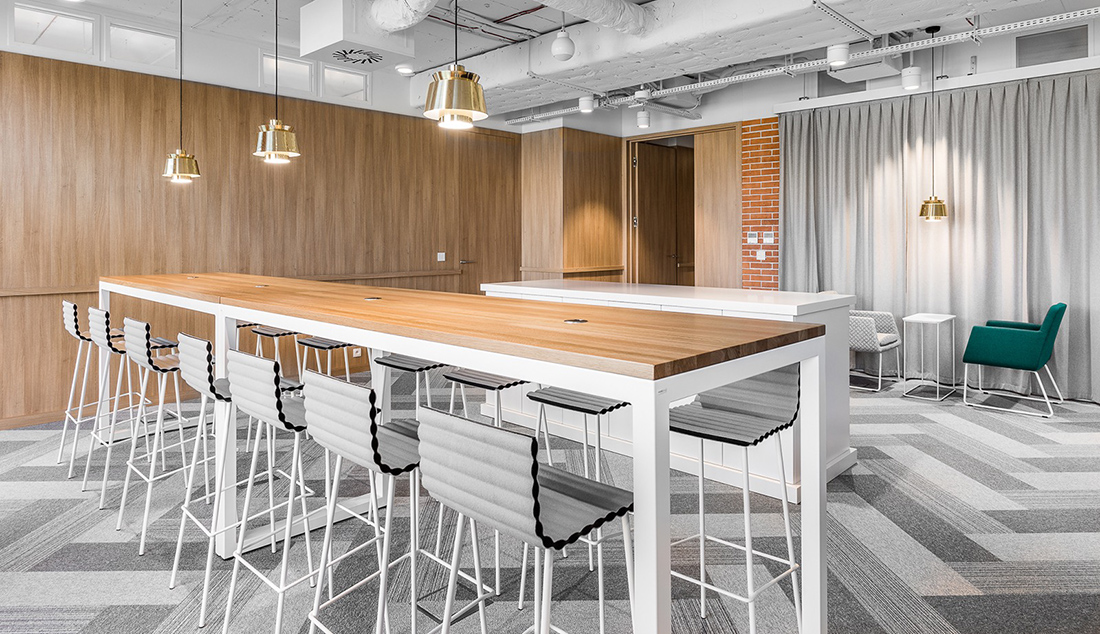 A Look Inside PeopleScout's New Krakow Office