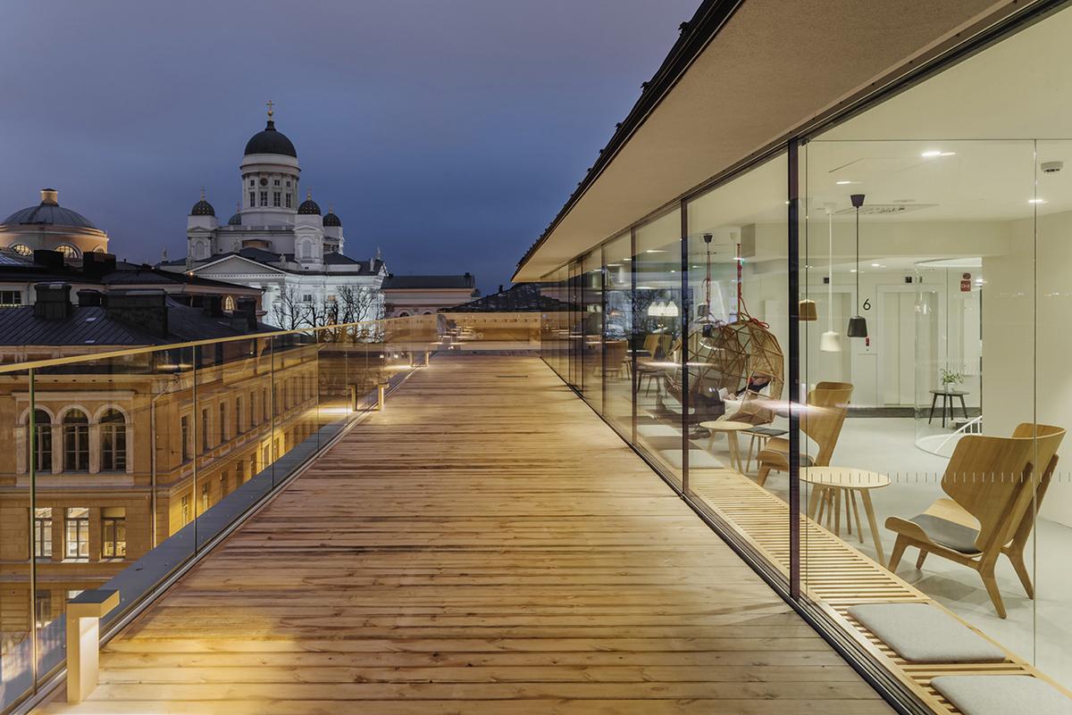 A Tour of Reaktor's New Helsinki Office