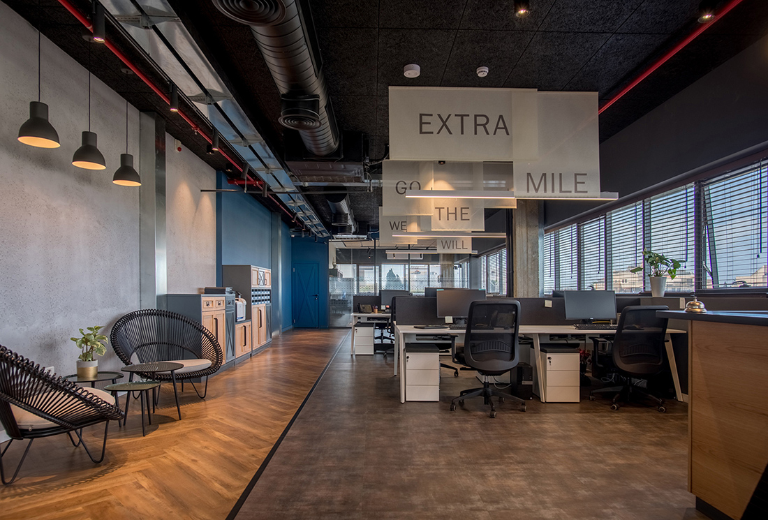 A Tour of Software Sources' Elegant Ra'anana Office