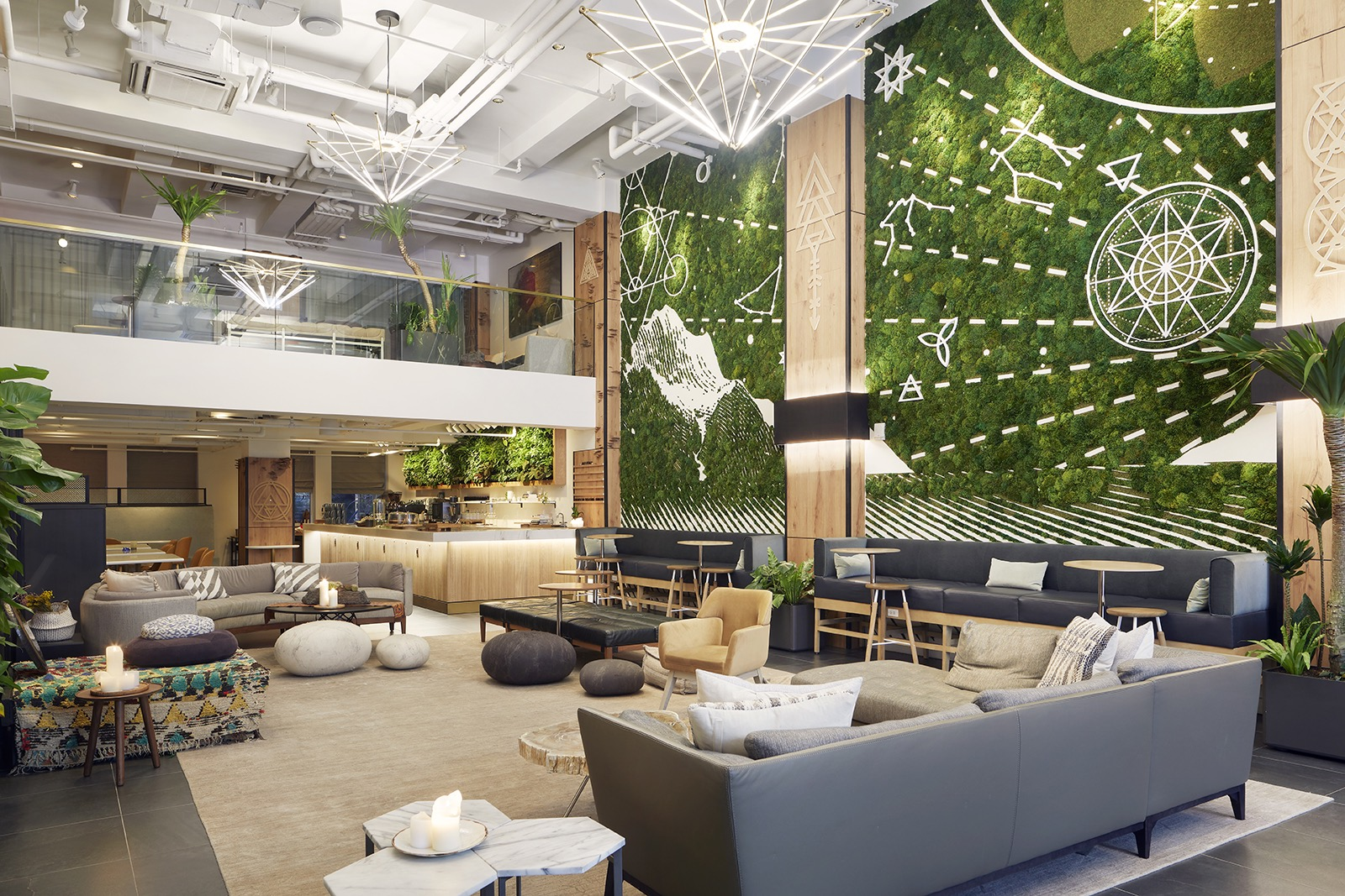 Inside The Assemblage S New Nyc Coworking Space Officelovin