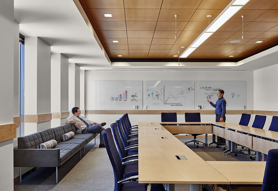 Inside Wood Creek Capital Management's New Haven Office