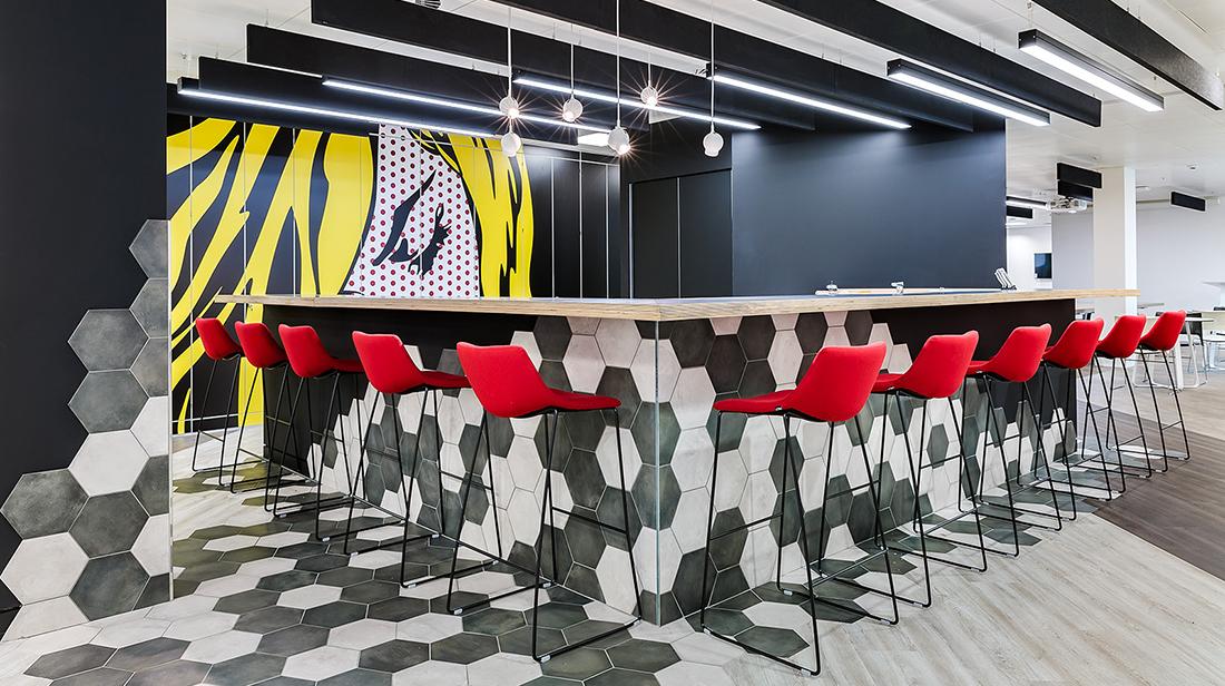 A Tour of Rakuten's Modern London Office