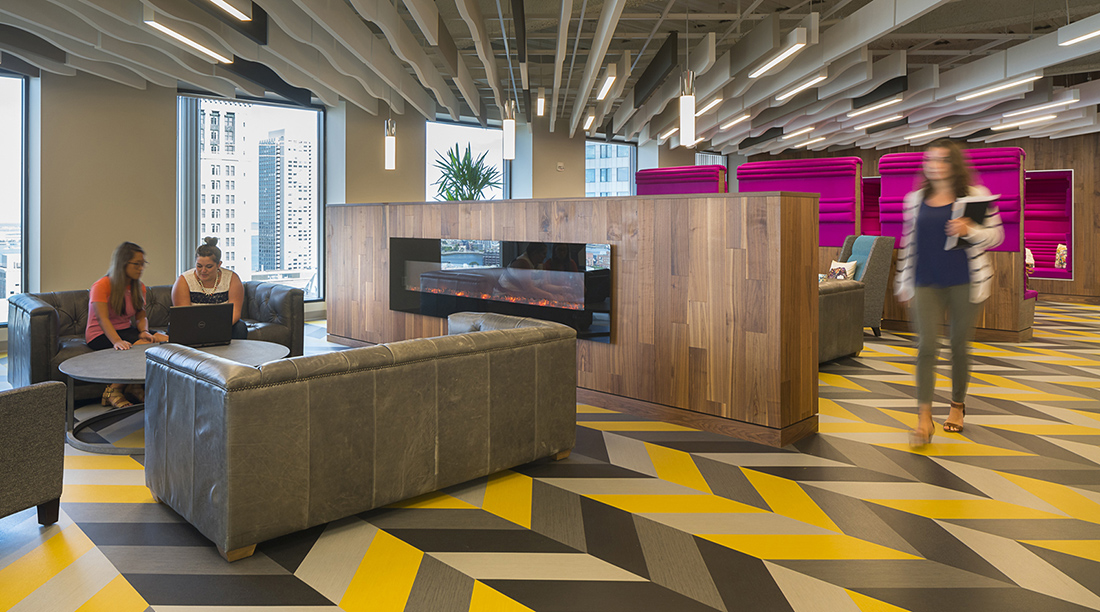 A Peek Inside Criteo's New Boston Office