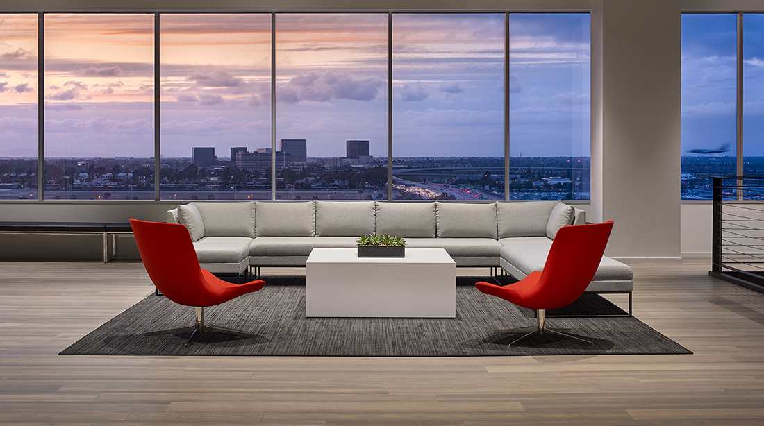 Inside Cushman & Wakefield's Sleek New Irvine Office