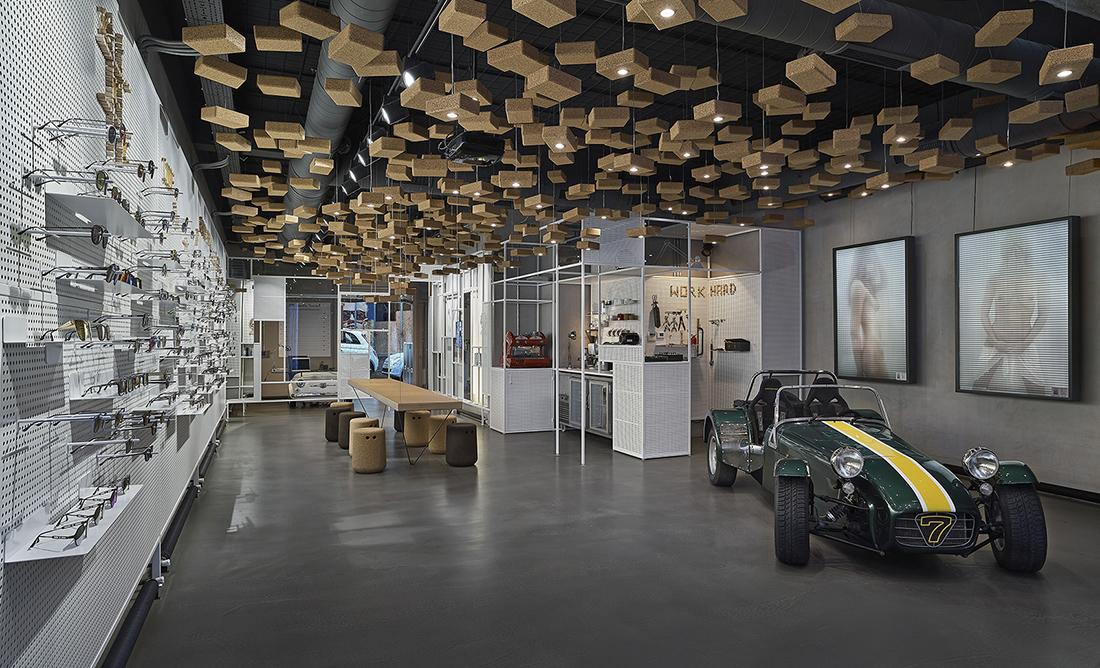 A Look Inside Eye-D's Istanbul Workspace