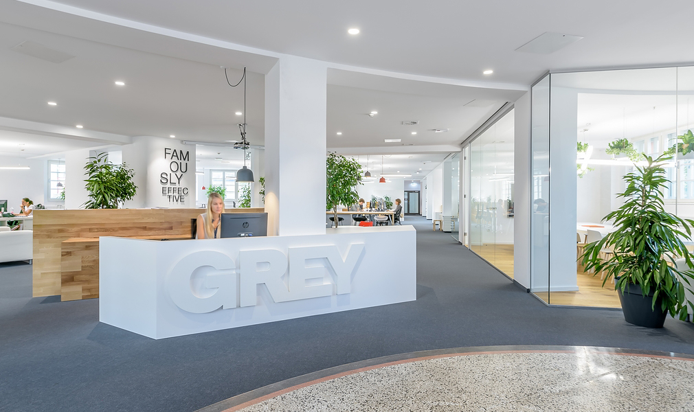 Inside Grey's Cool New Ljubljana Office