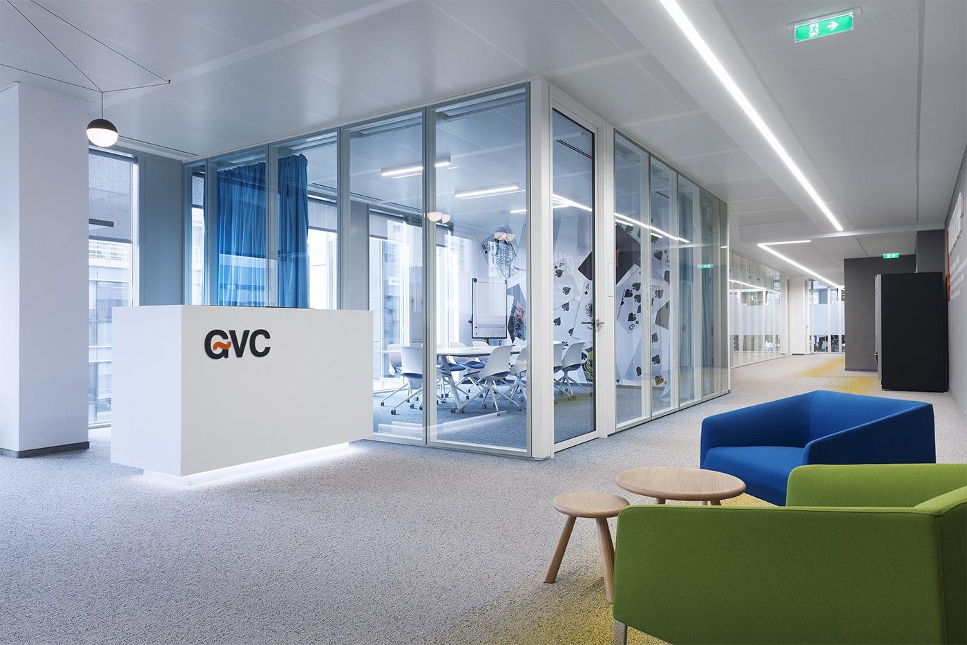 A Look Inside GVC's New Sofia Office