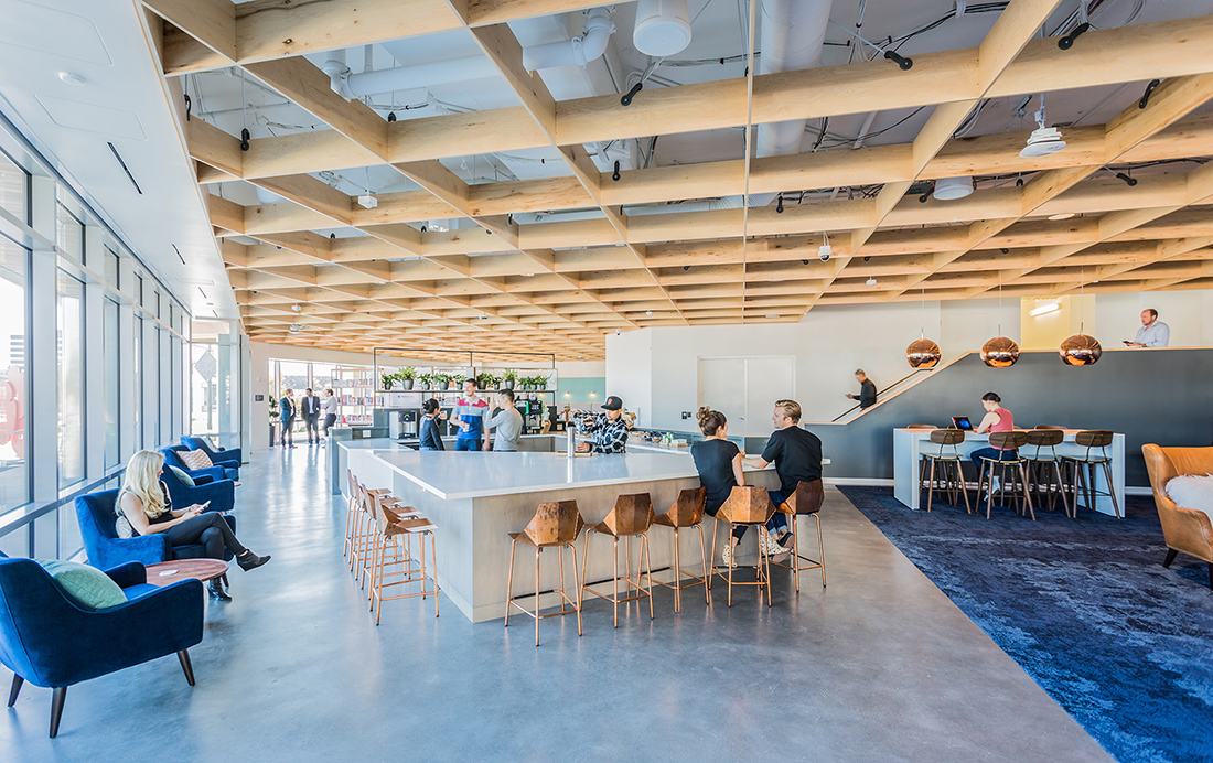 A Tour of Medallia's New San Mateo Office