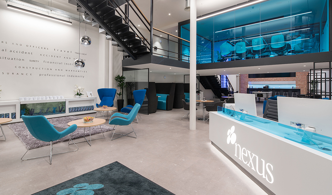 An Inside Look at Nexus Underwriting's New London Office