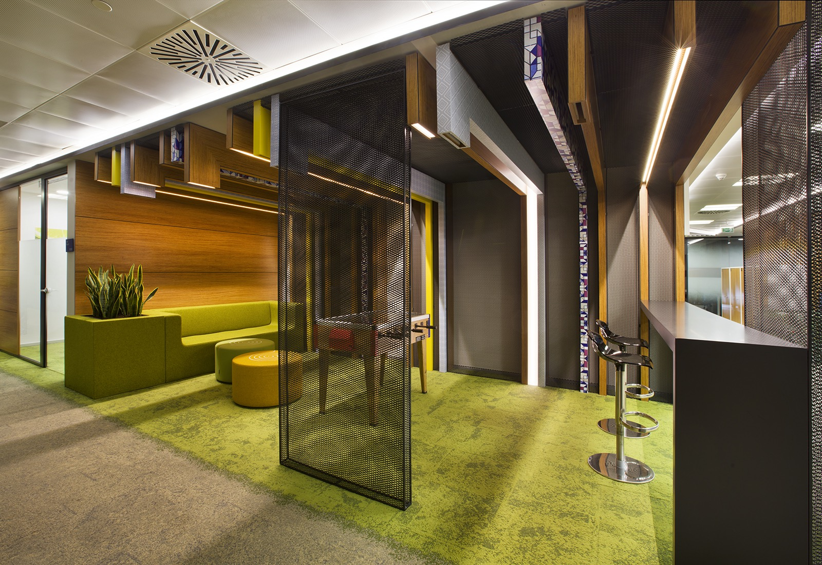 A Look Inside PepsiCo's New Istanbul Office - Officelovin'