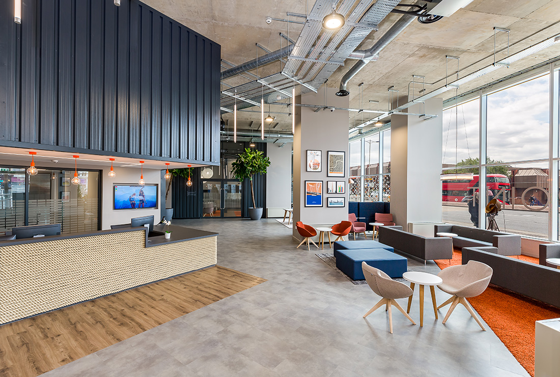 A Look Inside Pioneers Point's London Campus