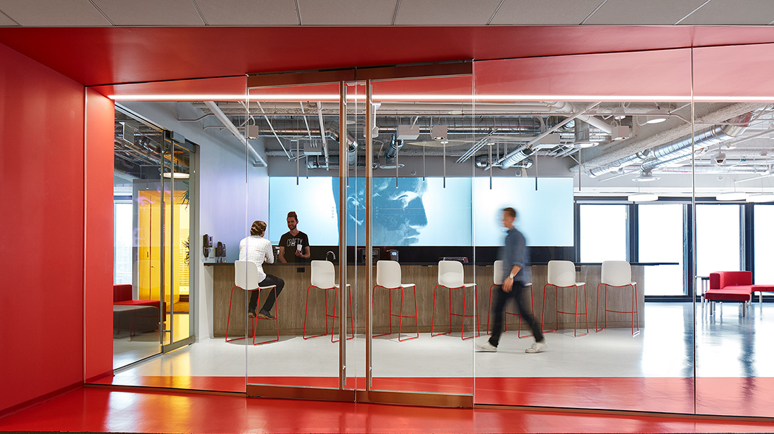 A Look Inside PwC's New Chicago Office