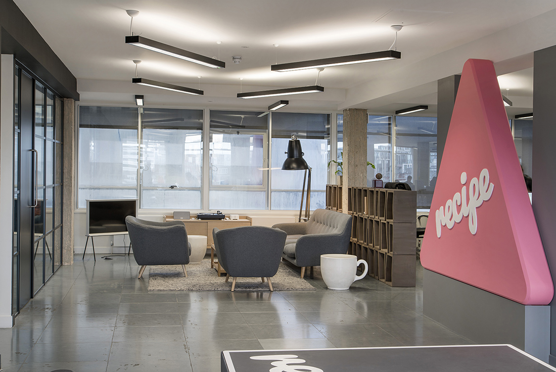 Inside Recipe's Cool New London Office