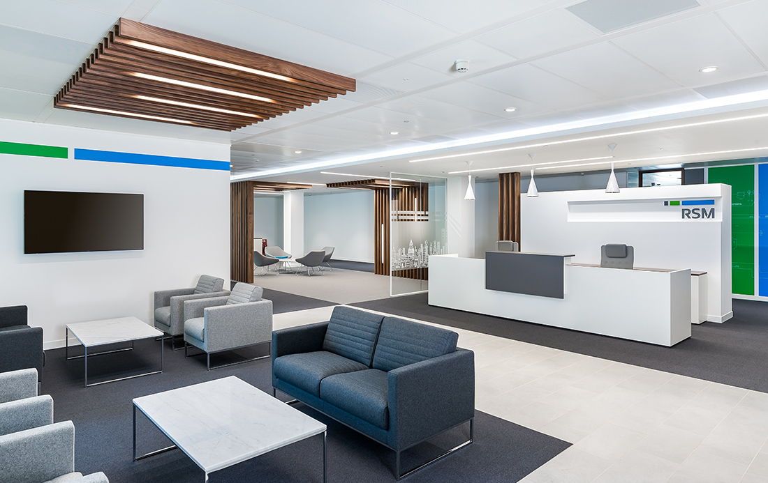 A Look Inside RSM's New Leeds Office