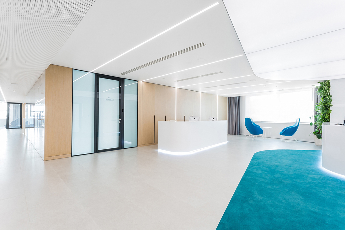 A Tour of Sibur's New Moscow Office
