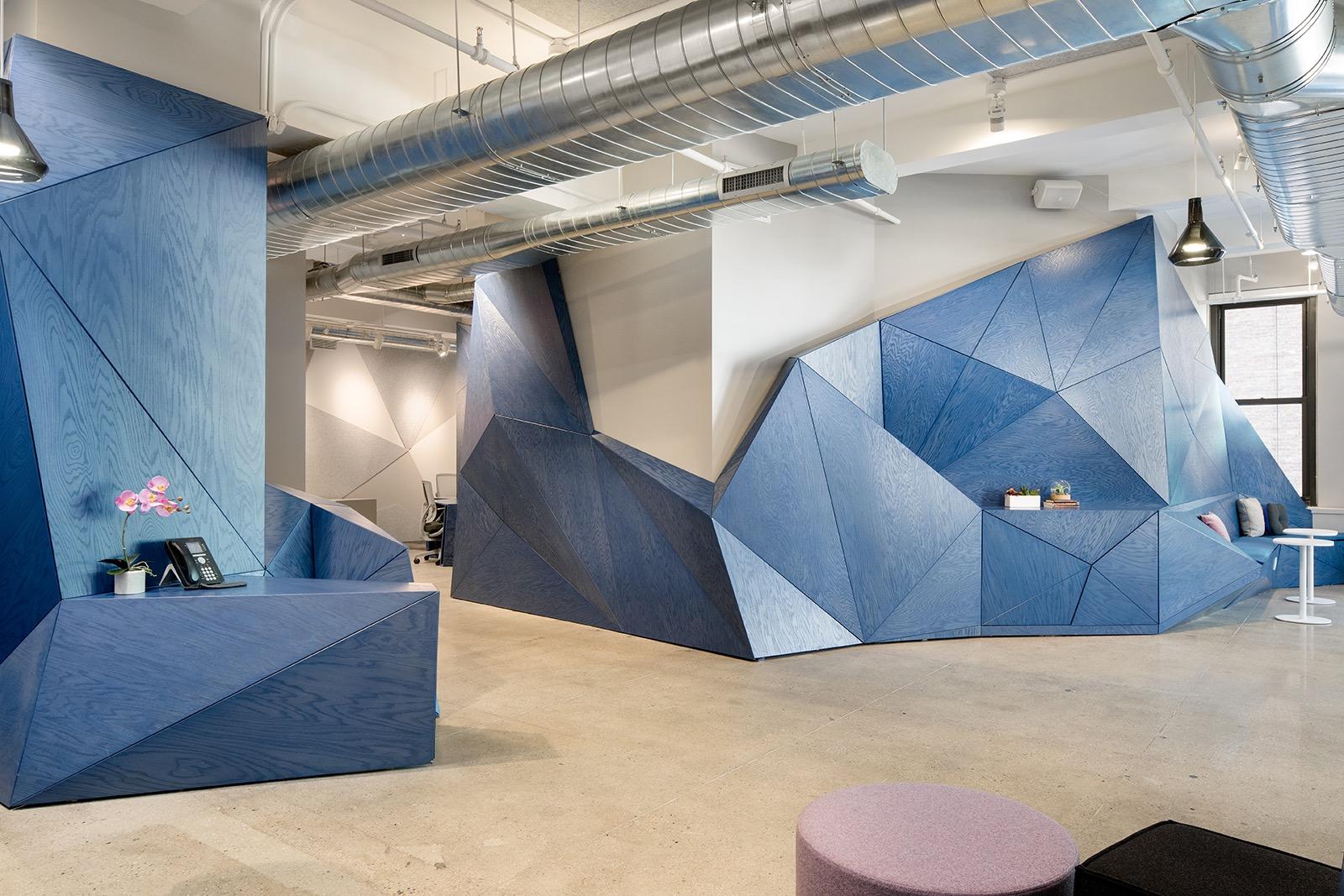A Tour of Sonic Union's Stylish NYC Studio