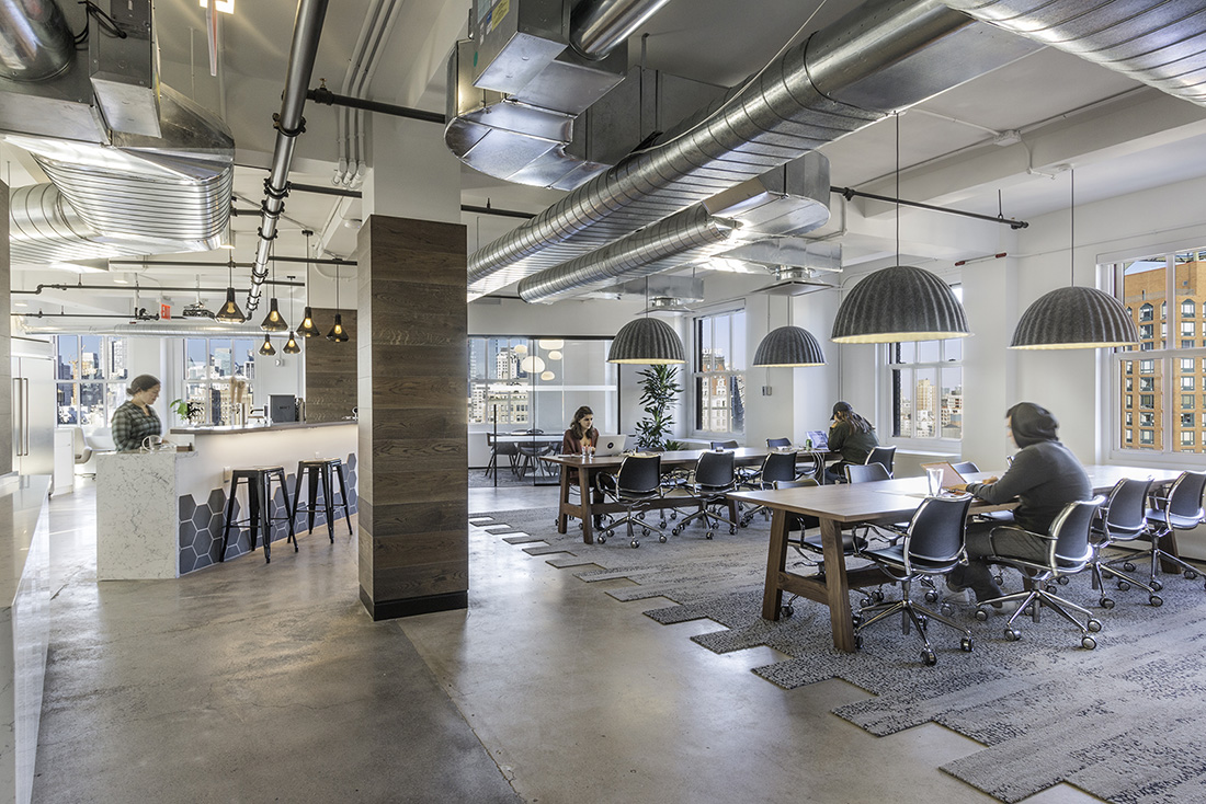Inside the New Offices of True[X] in New York City