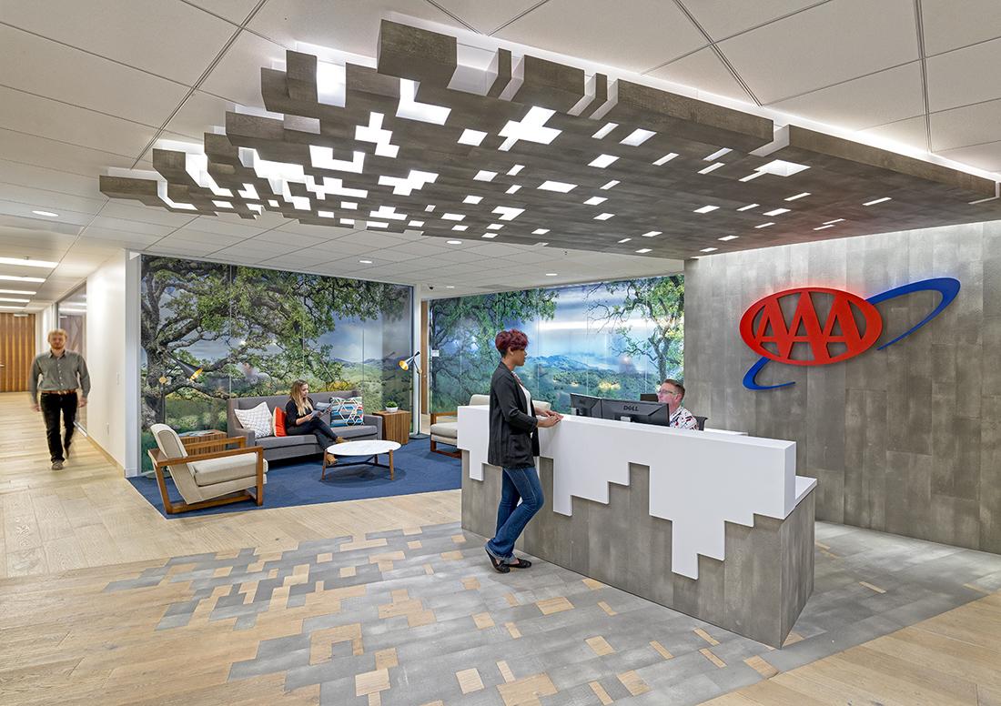A Tour of AAA's New Walnut Creek Headquarters