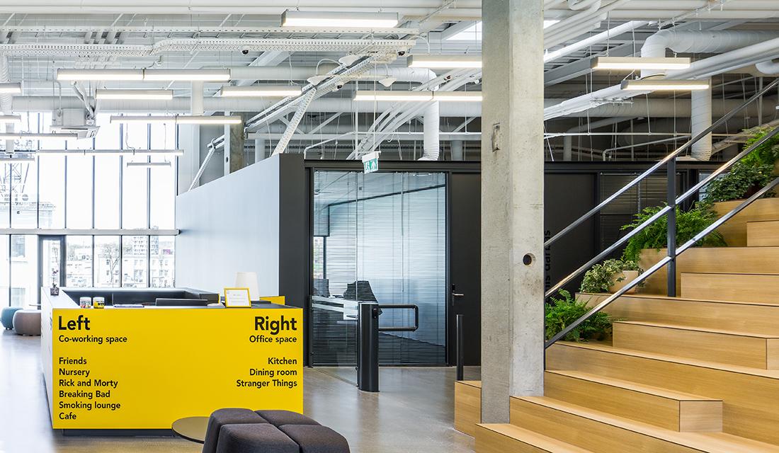 Take a Look Inside AltSpace's Coworking Space in Vilnius