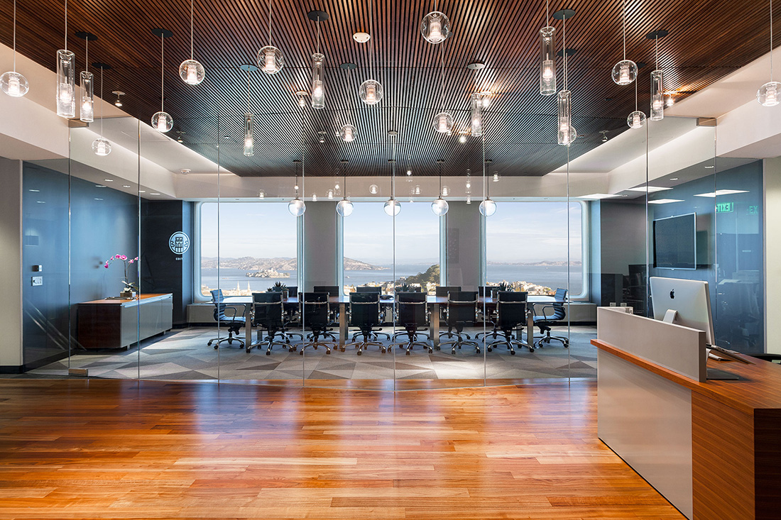 Inside AppDirect's Sleek San Francisco Office