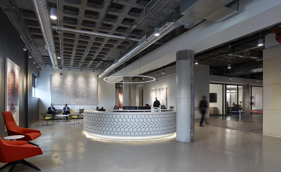 A Tour of Dealer Tire's Modern Cleveland Office
