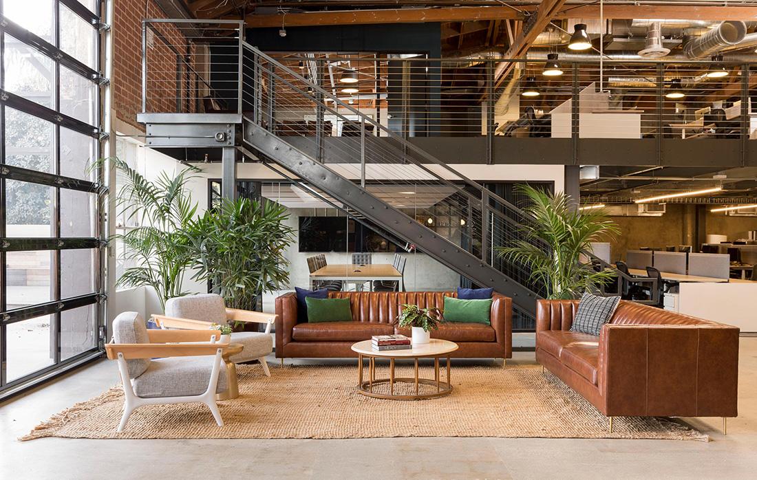 Inside Dollar Shave Club's New HQ in Marina del Rey