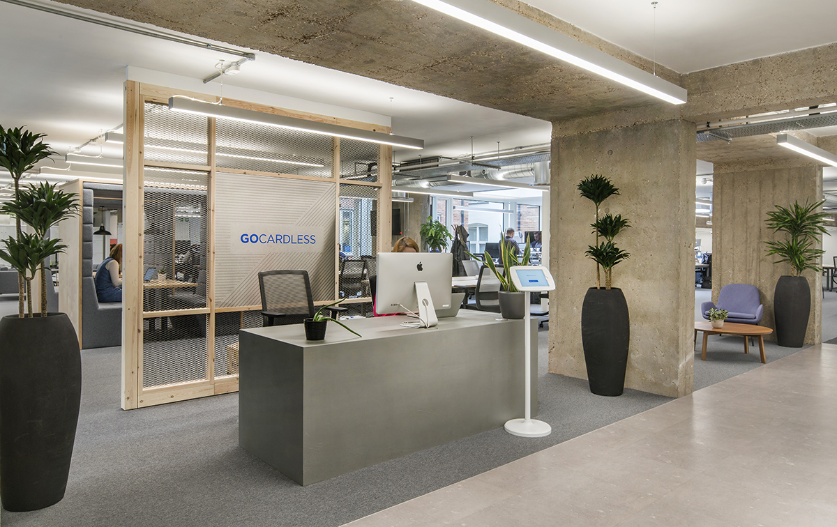 A Tour of GoCardless' Sleek New London Office