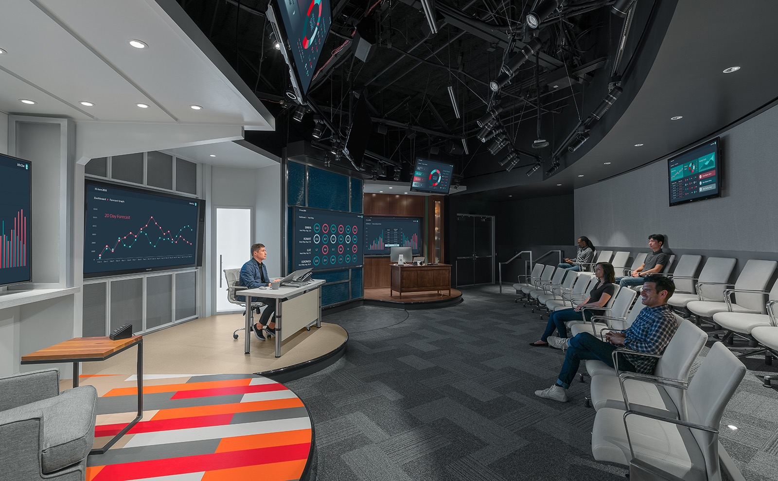 A look inside technology company offices in sunnyvale officelovin 39 - Universal music group office ...