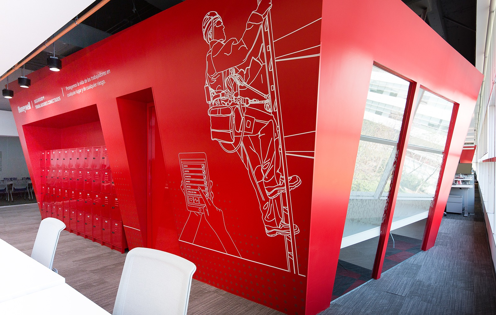 Rooms: A Tour Of Honeywell's Modern Mexico City Office
