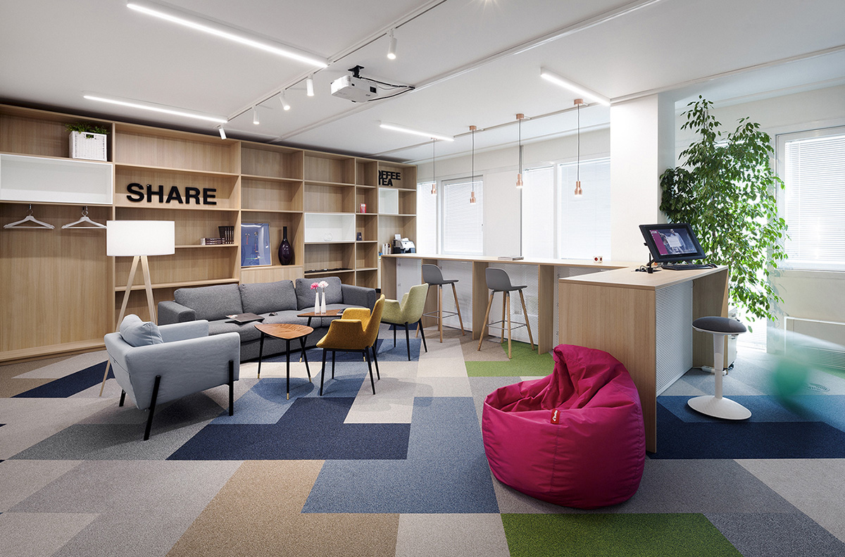 A Look Inside ITCE's New Sofia Campus