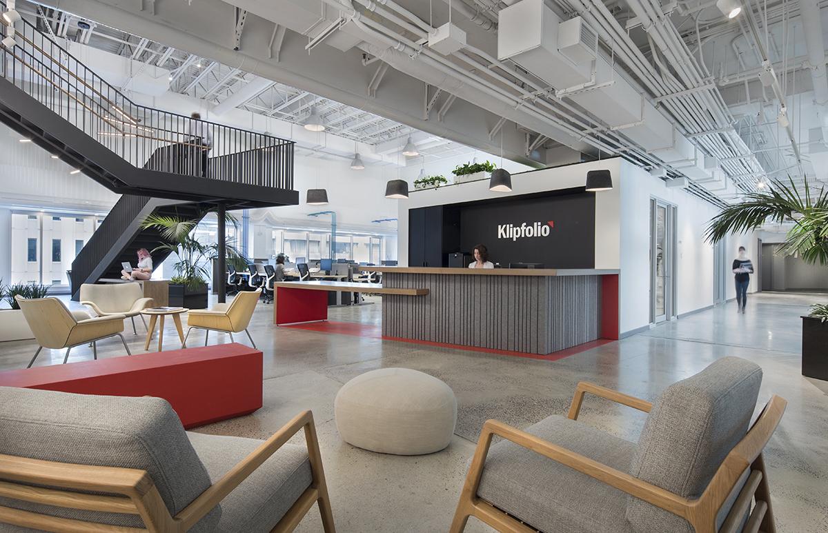 Inside Klipfolio's Sleek New Ottawa Office