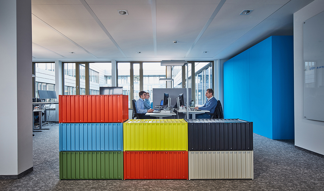 Inside the New Offices of LeanIX in Bonn