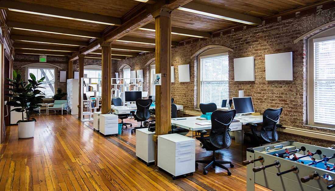 A Look Inside myGini's New San Francisco Office