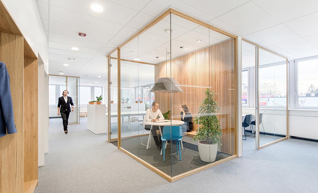 Inside Prva Group's New Ljubljana Headquarters