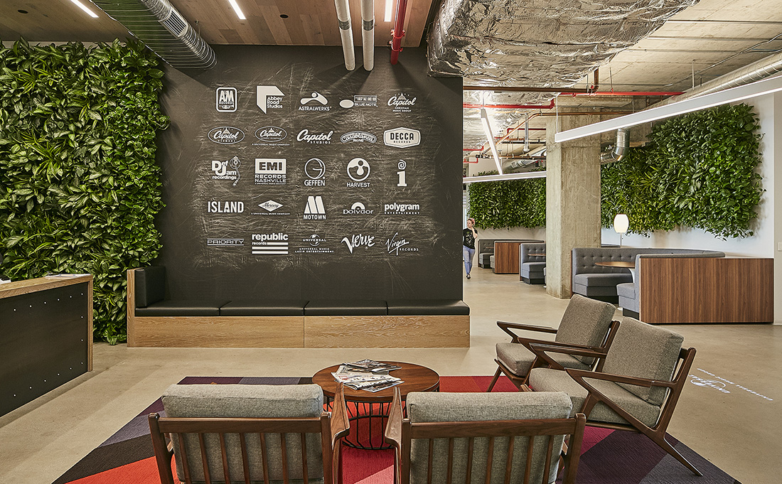 A Tour of Universal Music Group's New Santa Monica Office