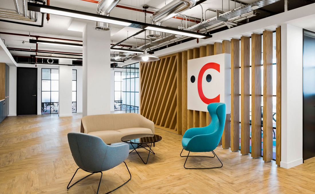 A Peek Inside Clarkslegal's Modern New Reading Office