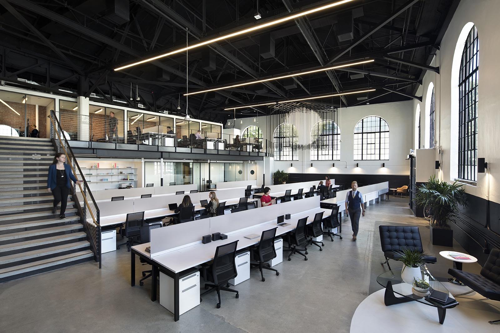A Look Inside Compass San Francisco Office Officelovin