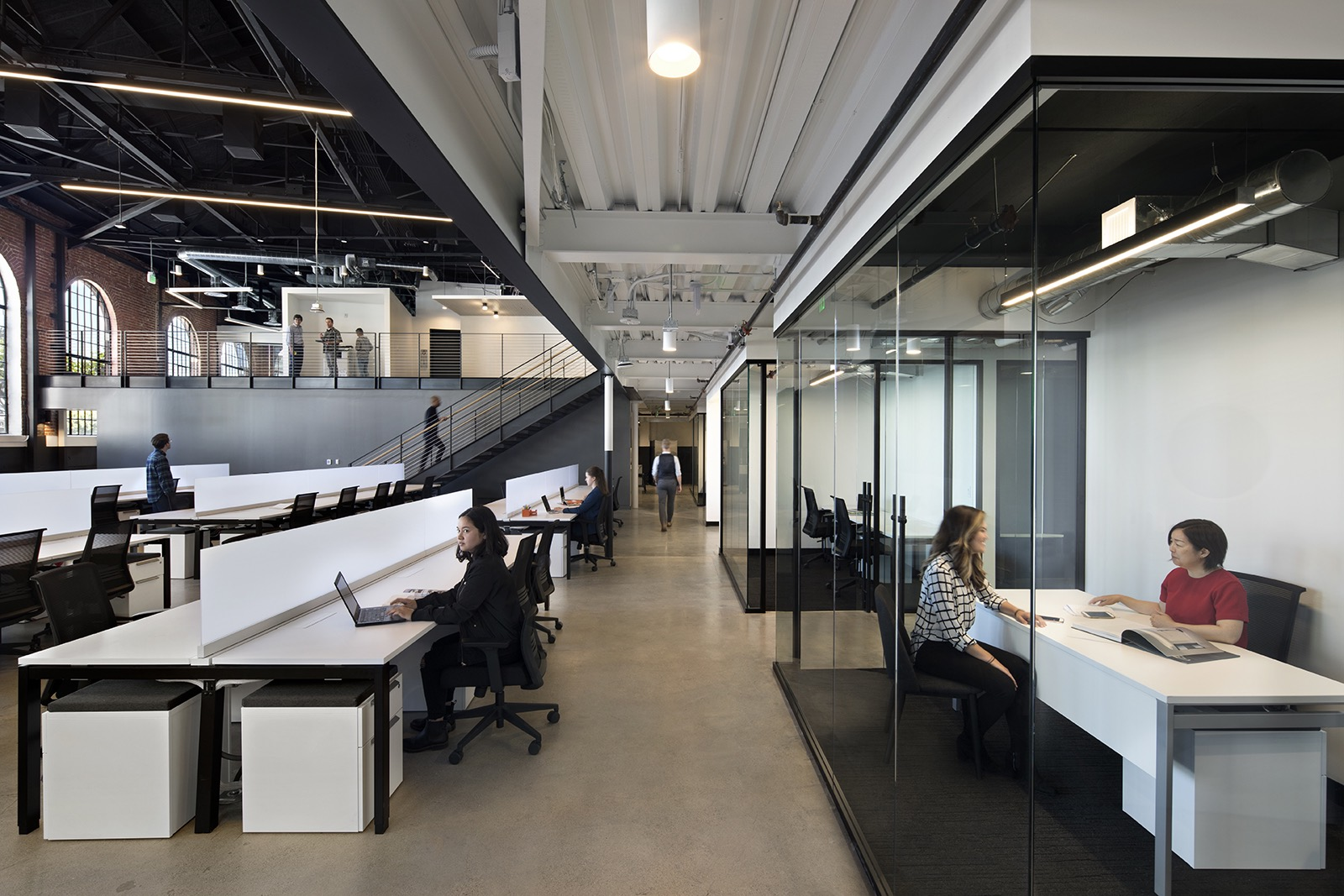A Look Inside Compass San Francisco Office Officelovin